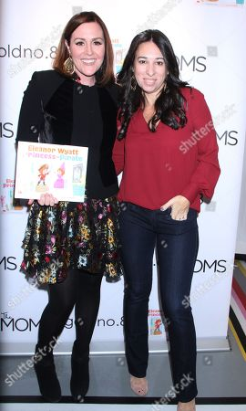 Editorial picture of Mamarazzi Event With Rachael MacFarlane, New York, USA - 02 Nov 2018