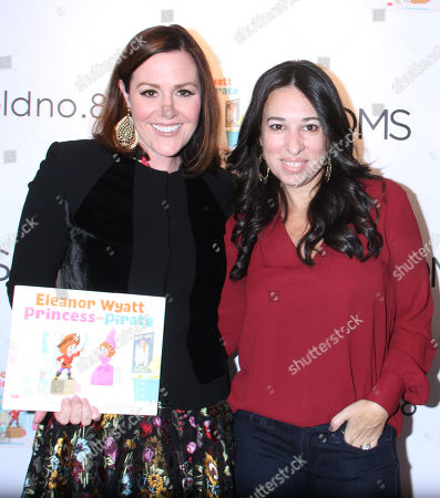 Editorial picture of Mamarazzi Event With Rachael MacFarlane, New York, USA - 02 Nov 2018