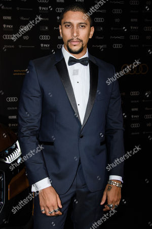 Andreas Bourani arrives for the 25th Grand Opera Gala of the German Aids Foundation in Berlin, Germany, 03 November 2018. The gala is one of the most important charity events to be hosted in the German capital.