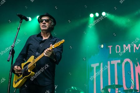 Stock Picture of Tommy Tutone