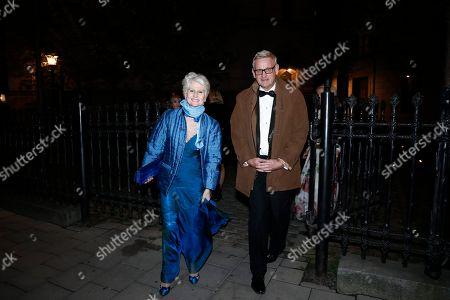 Carl Bildt, Anna Maria Corrazza Bildt