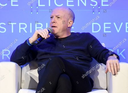 Stock Image of Cassian Elwes, Independent Producer/Agent, Elevated Film Sales
