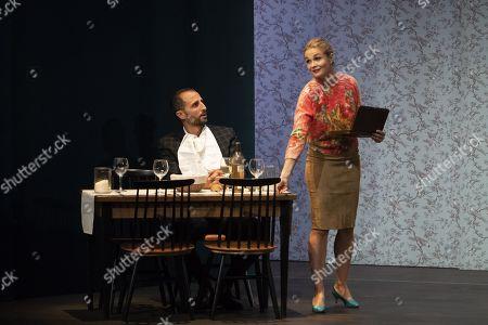 (D-G) Barbara Schulz, Arie Elmaleh