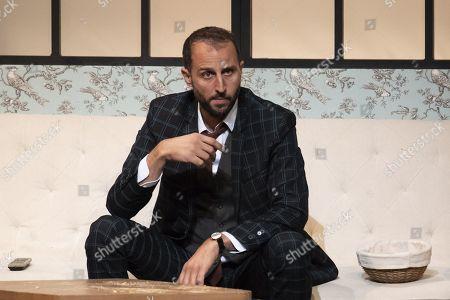 Editorial photo of 'La Perruche' play at Theatre Croisette, Cannes, France - 02 Nov 2018