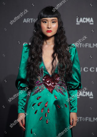 Stock Image of Asia Chow