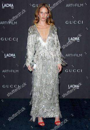 Editorial picture of LACMA: Art and Film Gala, Los Angeles, USA - 03 Nov 2018