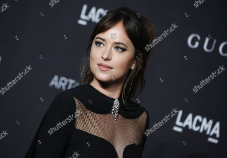 Stock Picture of Dakota Johnson