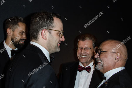 Editorial picture of 25th Opera Gala of the German Aids Foundation in Berlin, Germany - 03 Nov 2018