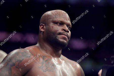 Editorial photo of UFC 230 Mixed Martial Arts, New York, USA - 04 Nov 2018