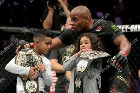 Editorial picture of UFC 230 Mixed Martial Arts, New York, USA - 04 Nov 2018