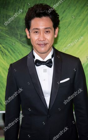 """Stock Picture of Yo Oizumi attends the premiere of Dr. Seuss' """"The Grinch"""" at Alice Tully Hall, in New York"""