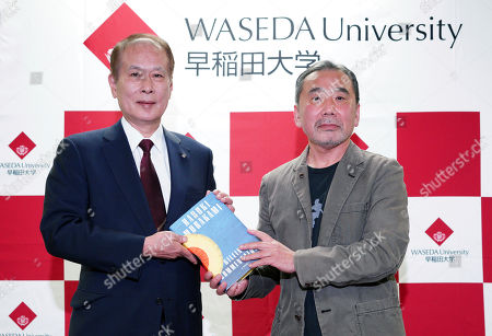 Editorial image of Murakami, Tokyo, Japan - 03 Nov 2018
