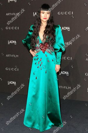 Editorial picture of LACMA Art and Film Gala, Los Angeles, USA - 04 Nov 2018