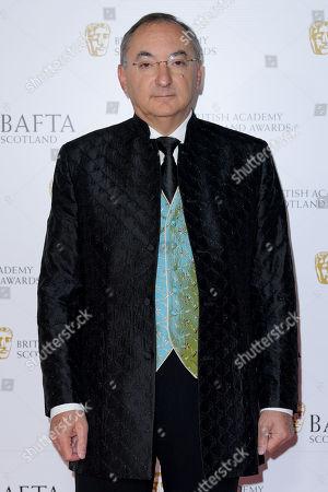 Editorial photo of British Academy Scotland Awards, Arrivals, Glasgow, UK - 04 Nov 2018