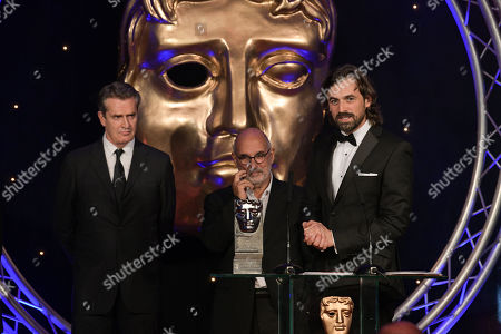 Tanya Hudson, Rupert Everett, Alan Yentob, Jack Cocker and Benny McGurk - Specialist Factual - 'Imagine... Rupert Everett: Born To be Wilde'