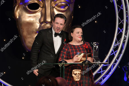 Susan Calman and Joe McFadden