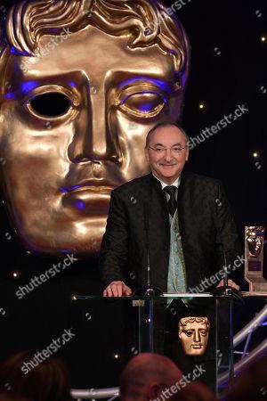 Editorial image of British Academy Scotland Awards, Ceremony, Glasgow, UK - 04 Nov 2018