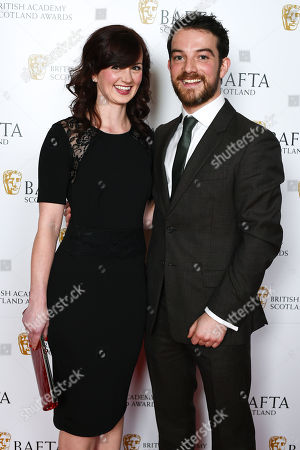Stock Picture of Kevin Guthrie and Lori McColl