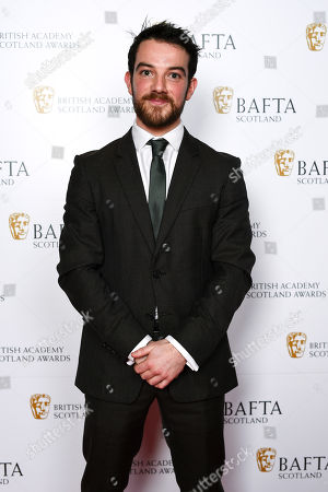Editorial picture of British Academy Scotland Awards, Arrivals, Glasgow, UK - 04 Nov 2018