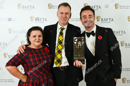 John MacLaverty - Director, Factual - 'Scotland 78: A Love Story' presented by Susan Calman and Joe McFadden
