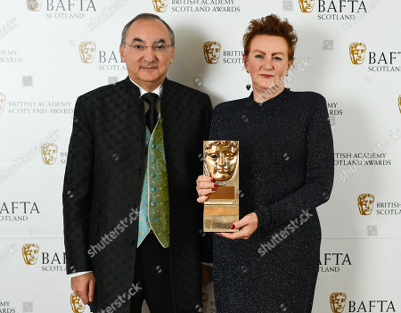 Pat Campbell - Outstanding Contribution to Craft presented by Peter Kosminsky