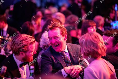 Stock Picture of Jack Lowden and Tony Curran