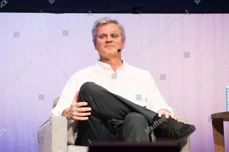 Stock Photo of Steve Case seen on day two of Summit LA18 in Downtown Los Angeles, in Los Angeles