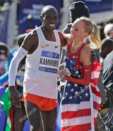 Editorial image of NYC Marathon, New York, USA - 04 Nov 2018