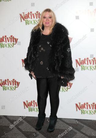Stock Image of Director Debbie Isitt