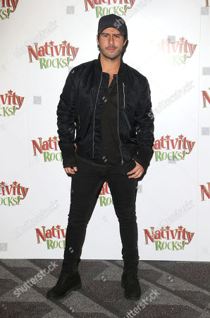Editorial image of 'Nativity Rocks' special film screening, Vue Leicester Square, London, UK - 04 Nov 2018