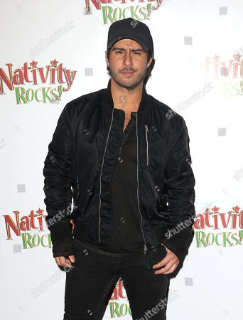 Editorial photo of 'Nativity Rocks' special film screening, Vue Leicester Square, London, UK - 04 Nov 2018