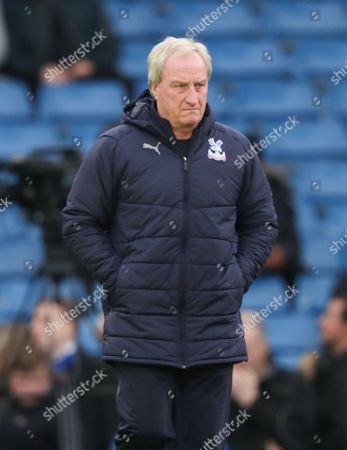Crystal Palace assistant manager Ray Lewington