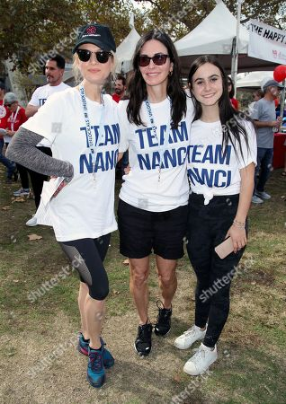 Editorial image of 16th annual Los Angeles County Walk to Defeat ALS, USA - 04 Nov 2018