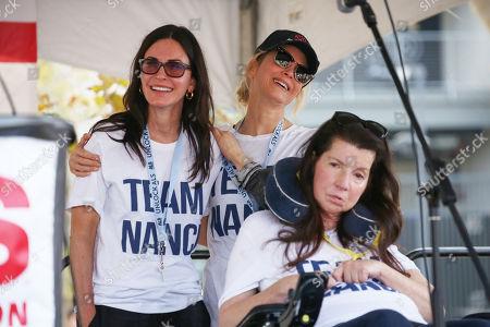 Courteney Cox, Renee Zellweger and Nanci Ryder