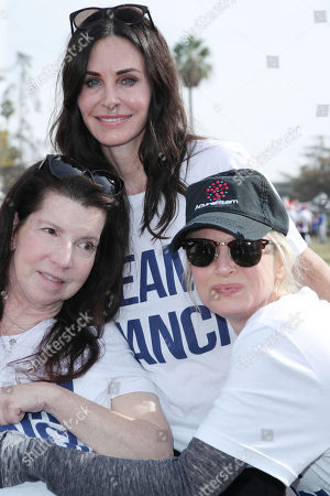 Editorial photo of 16th annual Los Angeles County Walk to Defeat ALS, USA - 04 Nov 2018