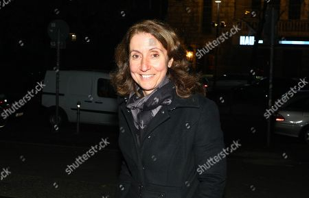 Stock Picture of The former deputy chairwoman of the German Socialist Democratic Party (SPD), Aydan Ozoguz, arrives for an extraordinary meeting of the SPD board in the SPD headquarters in Berlin, Germany, 04 November 2018. The SPD leadership met to discuss the political future of the party, amid weak turnouts in recent local state elections in Bavaria and Hesse.