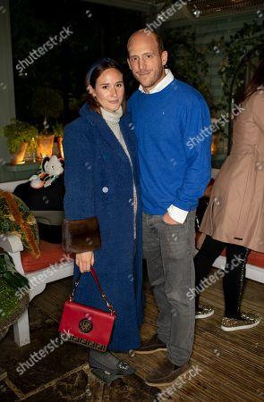 Alexandra Carello and Carlo Carello