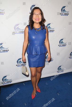 Editorial picture of Stephanie Miller's Sexy Liberal Blue Wave Tour, Los Angeles, USA - 03 Nov 2018