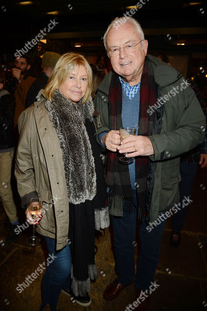 Editorial picture of The Ivy Chelsea Garden's 'Guy Fawkes' Party, London, UK - 04 Nov 2018