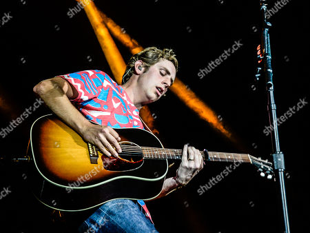 Stock Photo of Ben Rector