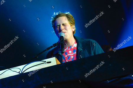 Stock Image of Ben Rector