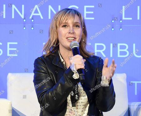 Miranda Bailey, CEO, Cold Iron Pictures