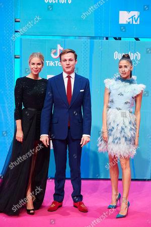 Editorial image of 25th MTV Europe Music Awards, Arrivals, Bilbao, Spain - 04 Nov 2018