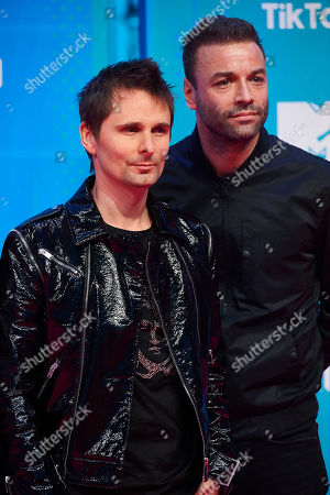 Editorial image of 25th MTV Europe Music Awards, Arrivals, Bilbao, Spain - 04 Nov 2018