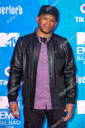 Stock Picture of Sway Calloway