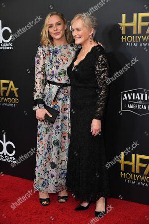 Editorial image of Hollywood Film Awards, Arrivals, Los Angeles, USA - 04 Nov 2018