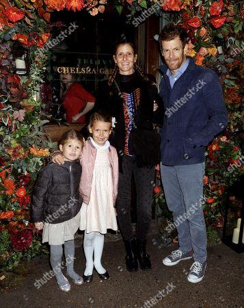 Tom Aikens - Family