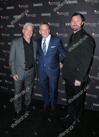 Ethan Van der Ryn, Spencer Beck and Erik Aadahl