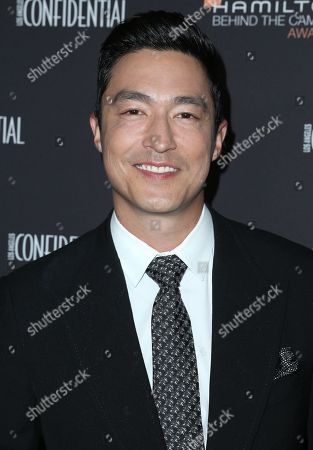 Stock Picture of Daniel Henney