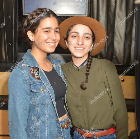 Gemeny Hernandez and Emily Estefan